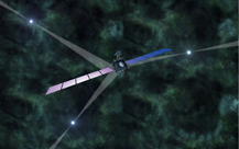 How interstellar beacons could help future astronauts find their way across the universe
