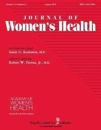 How well is depression in women being diagnosed and treated?