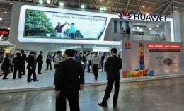 Huawei says it will not jeopardize the integrity of our customers' networks for any third party