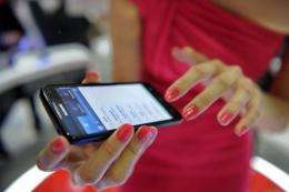 Huawei sold 20 million smartphones globally in 2011