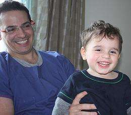 Hunt for genes behind Massimo's brain disorder