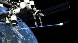 Newfangled space-propulsion technology could help clean up Earth orbit