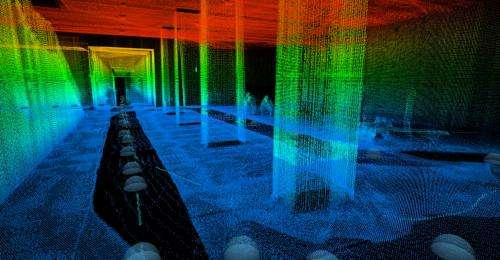 Improving positioning indoors with imaging data