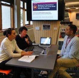 Improving teaching in Indigenous education