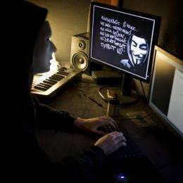 In 2010 Anonymous targeted websites of companies such as Visa and Mastercard after they stopped supporting Wikileaks