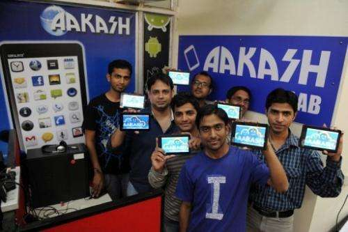 India has launched a new version of its ultra-low-cost tablet computer with a quicker processor and an improved battery