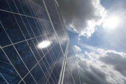 Inexpensive batteries made from liquid metal could store electricity from solar panels