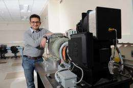 Iowa State engineer wants to 'sculpt' more powerful electric motors and generators