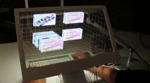Microsoft demos three new whiz-bang technologies its working on (w/ video)