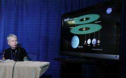 Jill Tarter announced that she is stepping down as director of the nonprofit SETI Institute