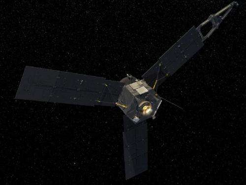 Juno's two Deep Space Maneuvers are 'back-to-back home runs'