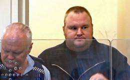 Kim Dotcom, also known as Kim Schmitz, is being held in New Zealand following a police raid there