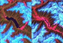 Landslides linked to plate tectonics create the steepest mountain terrain