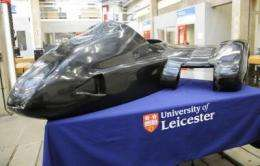 Leicester partnering world sidecar champions