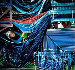 LHC reaches record 1380 proton bunches per beam