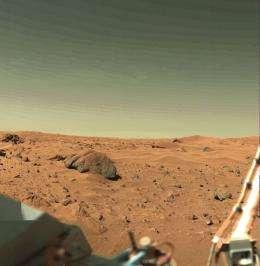 Life on Mars: just add carbon andstir