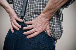 Low back pain world's highest contributor to disability