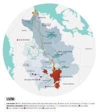 Major world interests at stake in Canada's vast Mackenzie River Basin