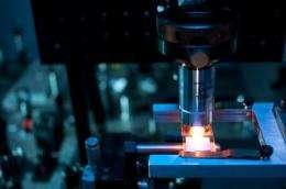 Metamaterials may advance with new femtosecond laser technique