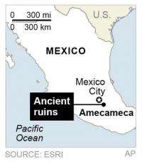 Mexico road project sets up fight over ruins (AP)