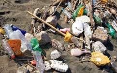 Microplastics endanger ocean health