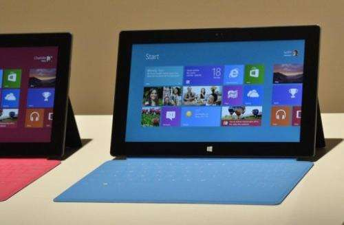 Microsoft is launching its new Surface tablet in late October