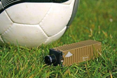 Mini-camera with maxi-brainpower