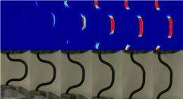 Model analyzes shape-memory alloys for use in earthquake-resistant structures