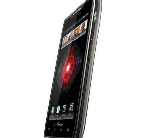 Motorola sharpens Droid Razr with Maxx