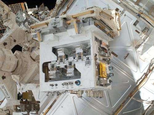 NASA and CSA robotic operations advance satellite servicing
