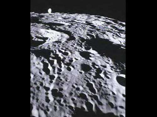 NASA  GRAIL returns first student-selected moon images