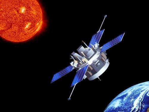 NASA is tracking electron beams from the sun