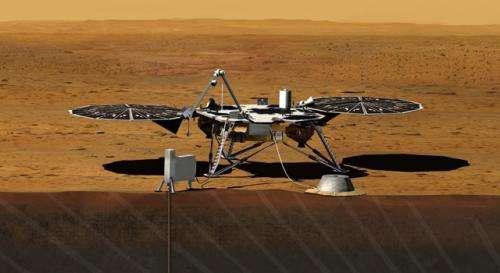 NASA picks another Mars flight to explore its core (Update)