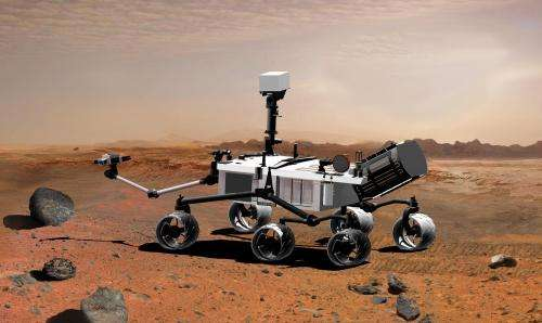 NASA's attempt to repeat Viking's search for martian organics