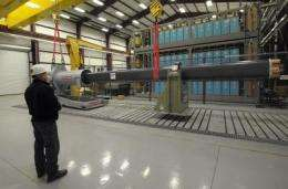 Navy to begin tests on electromagnetic railgun prototype launcher
