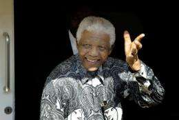 Nelson Mandela had the oldest type of woodpecker ever found on the African continent named after him