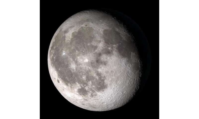 New 2013 phases of the Moon animation released