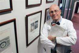 New England Journal: 200 years of medical history (AP)