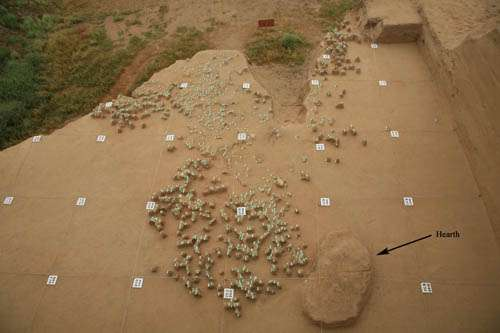 New excavations from Shuidonggou show initial appearance of the late Paleolithic in Northern China