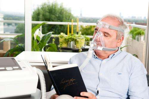 New patient-centric solution for the management of chronic respiratory insufficiency diseases