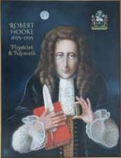 New portrait to mark Hooke's place in history