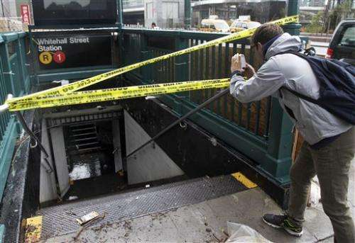 New York's tech companies makes do after Sandy