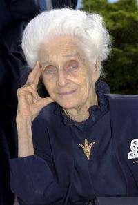 Nobel scientist Rita Levi-Montalcini dies in Rome