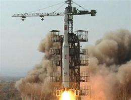 North Korea plans to launch long-range rocket (AP)