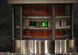 Nuclear fusion simulation shows high-gain energy output