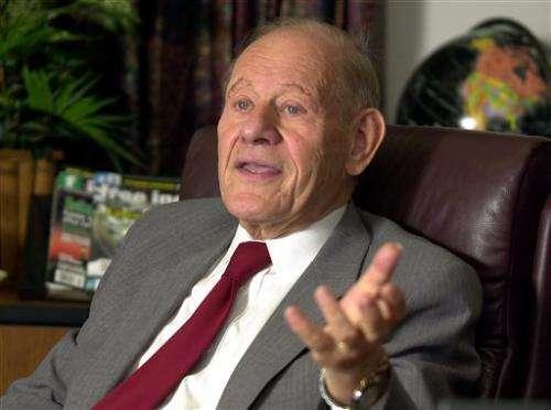 NY philosopher, popular skeptic Kurtz dies at 86