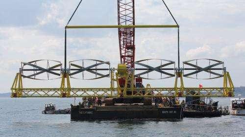 Ocean mavericks in Maine turn tide for electrical grid