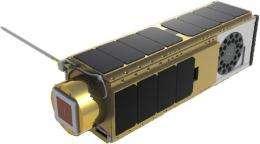 O/OREOS nanosatellite success in orbit