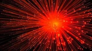 Optical fibers in materials: an artificial nervous system