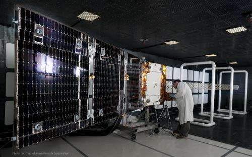 ORBCOMM satellite launched by Falcon 9 has fallen to Earth